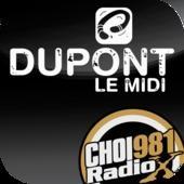 Entrevue sur les ondes de CHOI HM Québec Radio X au sujet du site ITS IST Rencontres