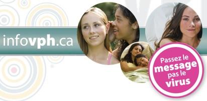 Site Informations VPH de la Société des obstréticiens et gynécologues du Canada