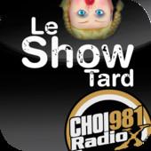L'animateur Mario Tremblay reçoit à l'émission Le Show Tard M. Guy Leduc, fondateur du site ITS IST Rencontres.